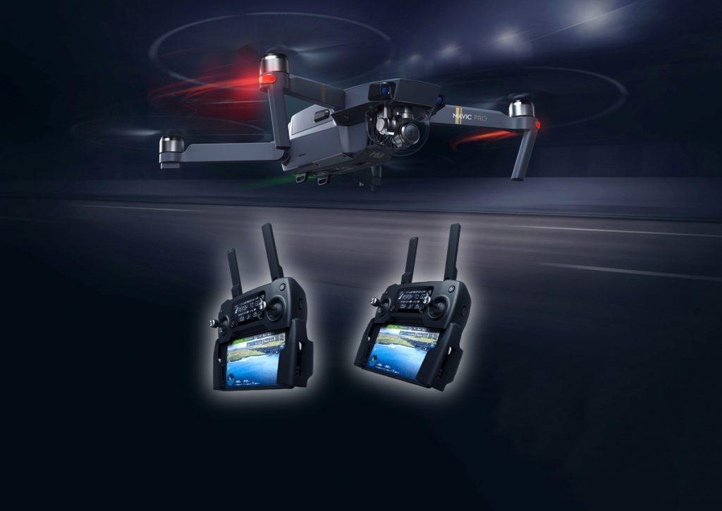 double commande drone